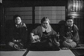 杉本キクイさんと弟子のシズさん、コトミさん